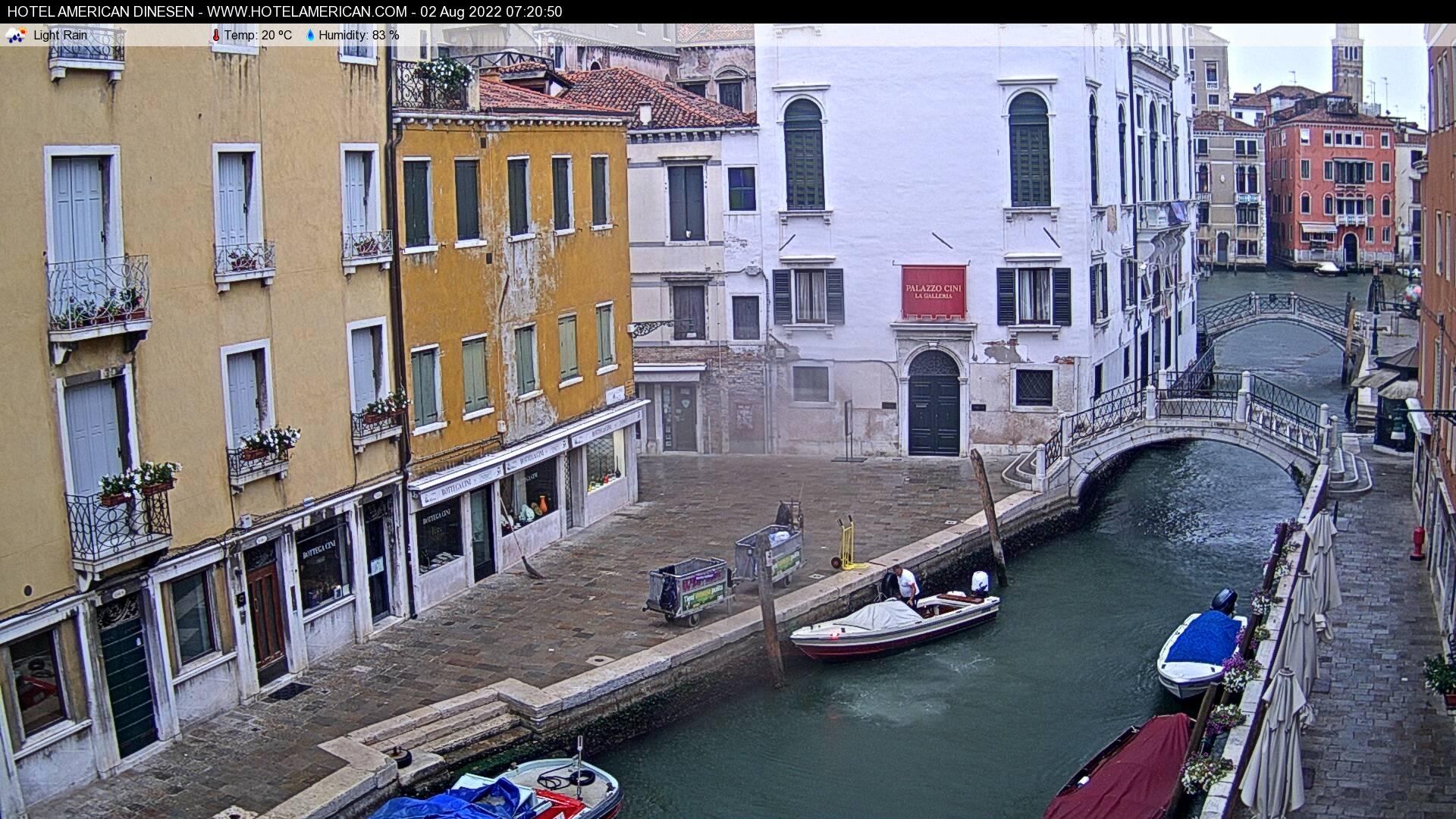 Webcam di Venezia, Veneto