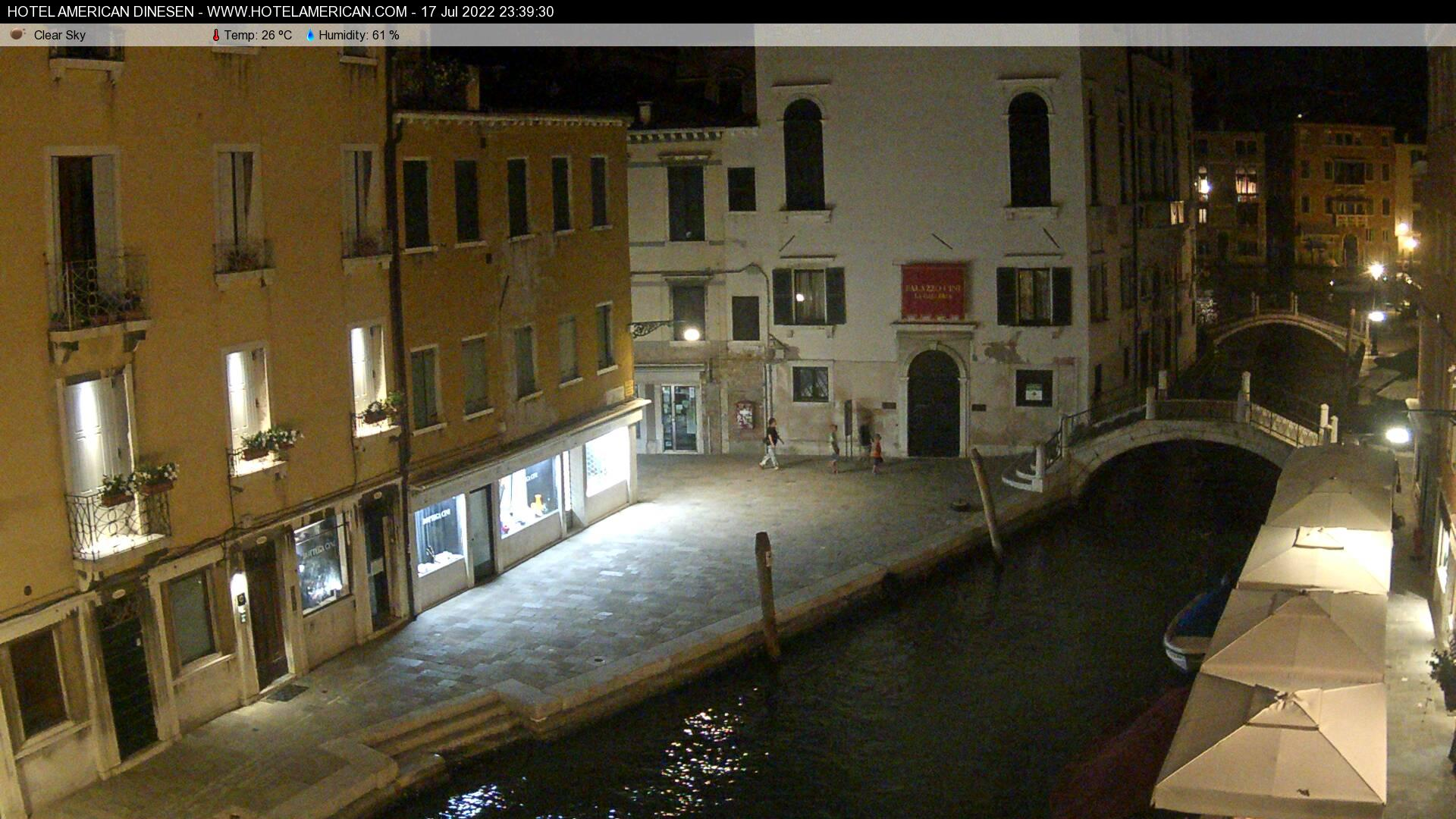 Webcam Venezia, Veneto