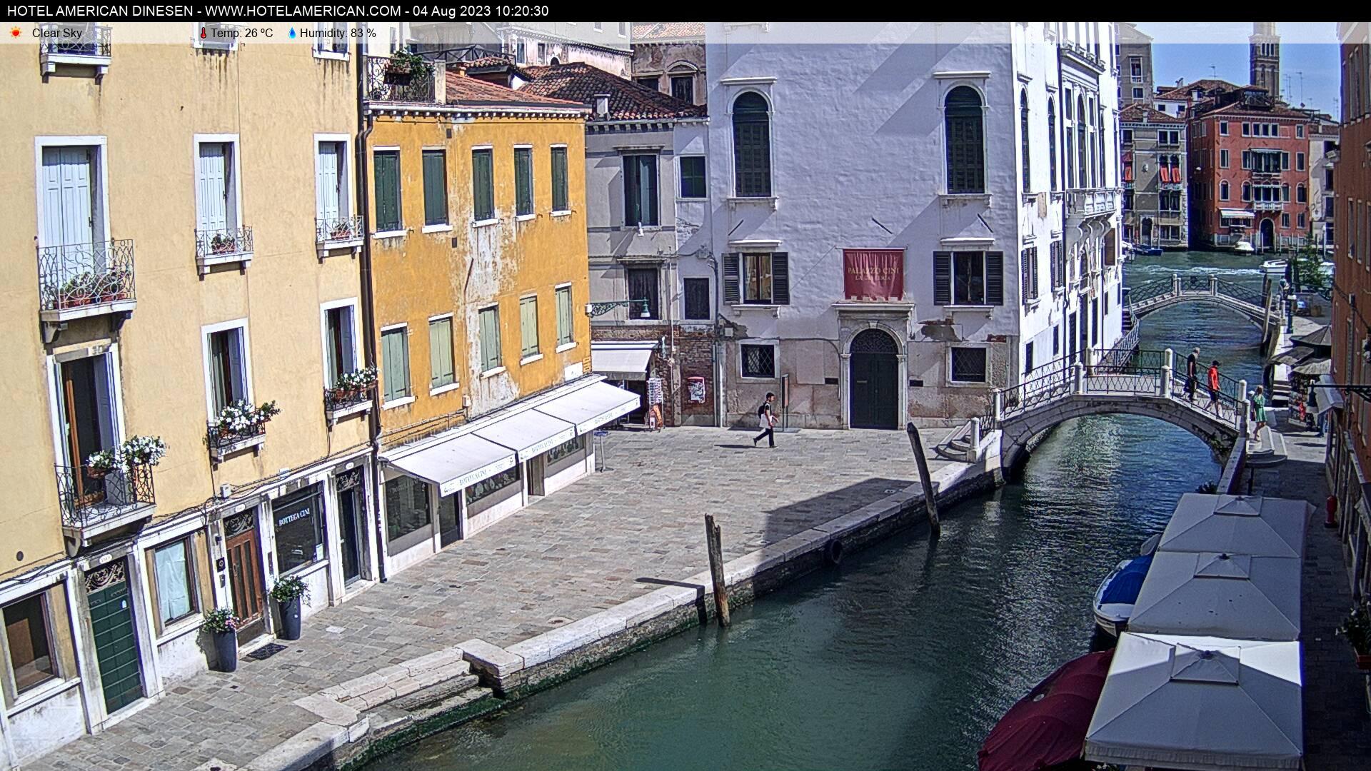 Venice – Hotel American